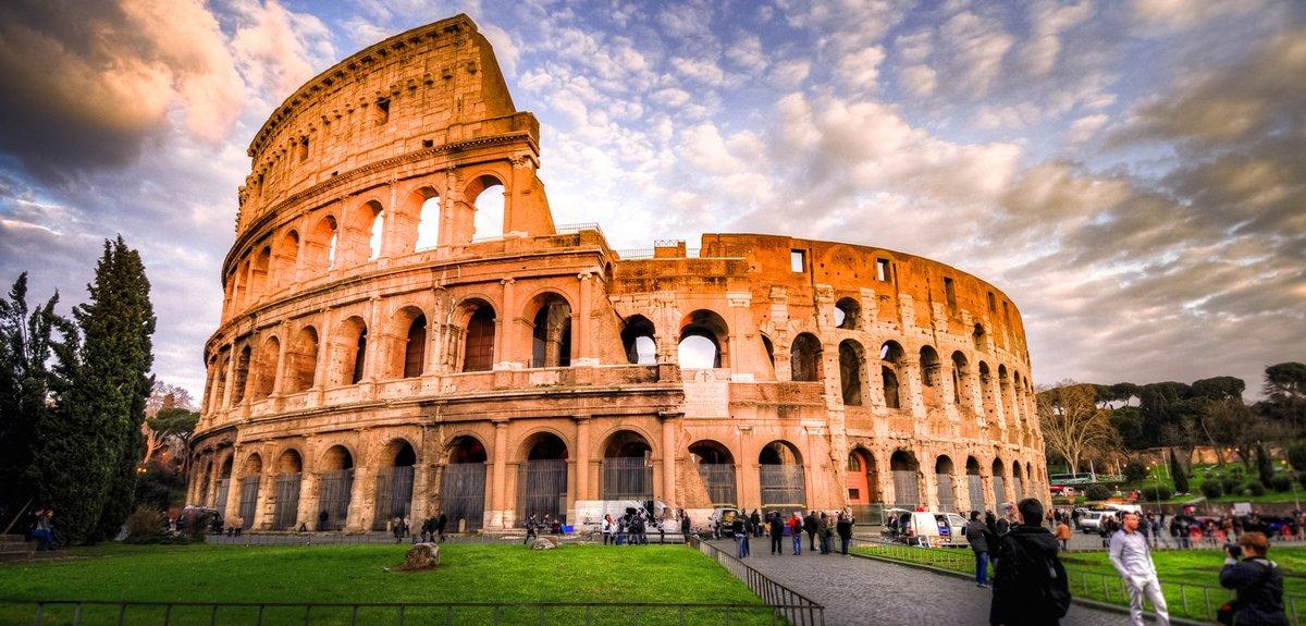 Замки и парки Рима + Неаполь, 1