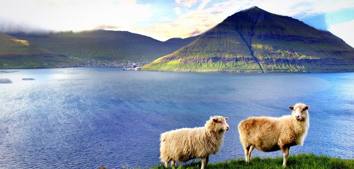"""Фарерские острова- """"Незатоптанный край земли"""" , 1"""