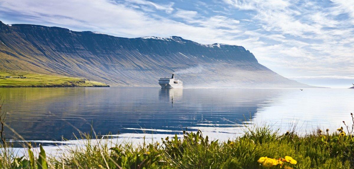 Фарерские острова - Исландия - Вестманские острова, 1