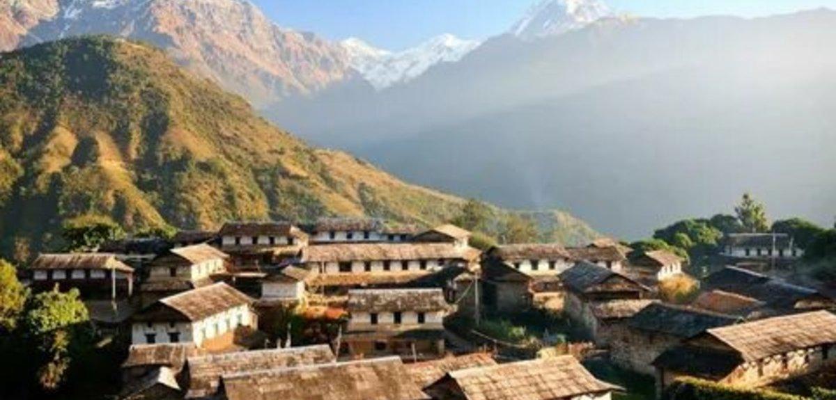 Непал с полетом над Эверестом, 1
