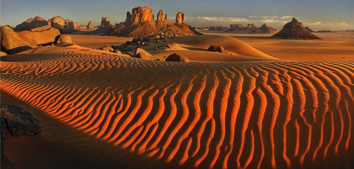 Марокко, 1