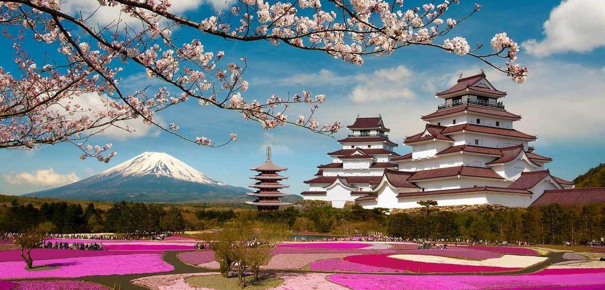 Япония, 1