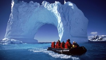 Антарктида, 1