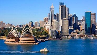 Австралия и Океания, 1