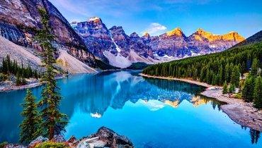 Северная Америка, 1