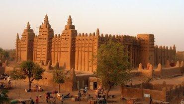 Африка, 11