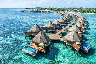 Мальдивы Mercure Kooddoo Maldives