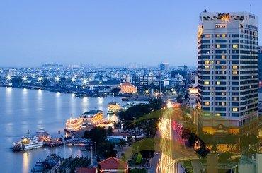 Вьетнам Renaissance Riverside Hotel Saigon