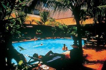 Вьетнам Parkroyal (ex. Novotel Garden Plaza)