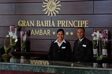 Доминикана Gran Bahia Principe Ambar