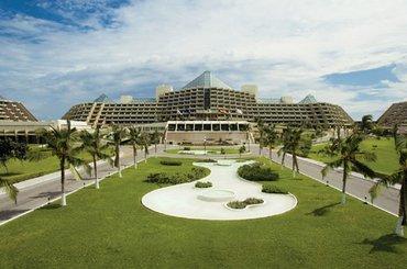 Мексика Paradisus Cancun (ex. Gran Melia Сancun)
