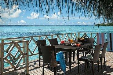 Мальдивы Four Seasons Resort