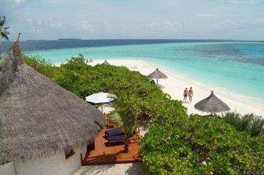 Мальдивы Vilu Reef Beach & Spa Resort