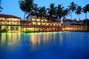 Шри-Ланка The Blue Water Resort & Spa