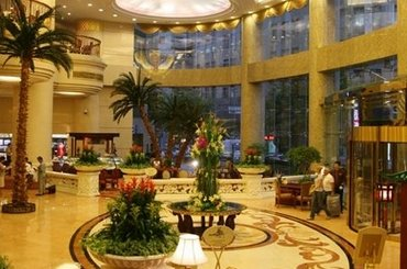 Китай Howard Johnson Plaza Shanghai