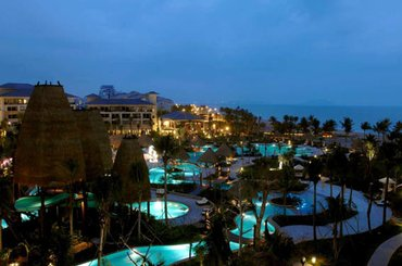 Китай Kempinski Hotel Sanya