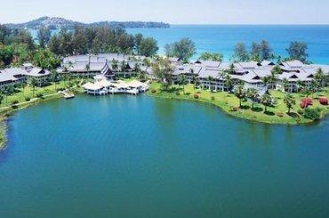 Таиланд Outrigger Laguna Phuket Beach Resort(Еx.Lagun Beach Resort)