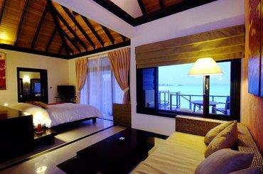 Мальдивы The Sun Siyam Iru Fushi (ex. Iru Fushi Beach & Spa Maldives)