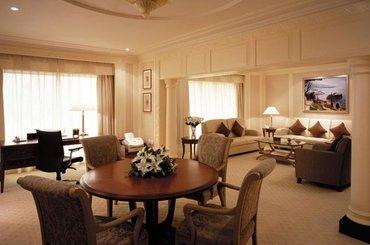 Китай China World Hotel