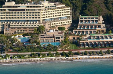 Греция Amathus Beach Hotel Elite Suites & SPA Hotel