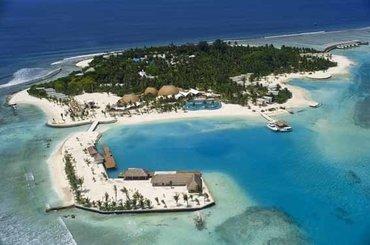 Мальдивы Holiday Inn Kandooma Resort