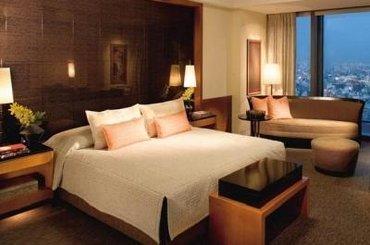 Япония Mandarin Oriental Hotel