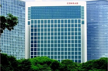 Япония Conrad Tokyo