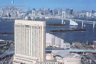 Япония Grand Pacifiс Le DaibaTokyo