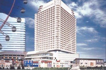 Япония Pan Pacific Yokohama