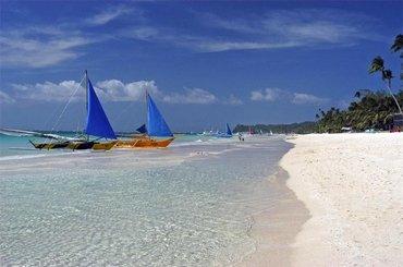 Филиппины Boracay Mandarin Island Hotel
