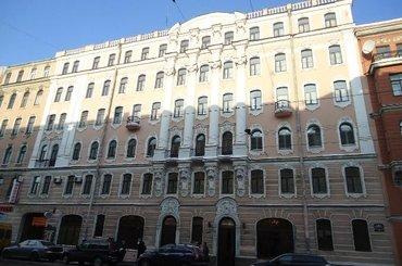 Россия Василеостровская (Ведомственная гостиница)