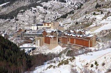 Андорра Spotr Hotel Hermitage