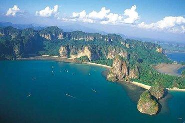 Таиланд Rayavadee