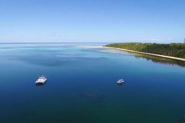 Сейшелы Alphonse Island Lodge
