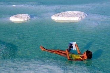 Исторический тур с отдыхом на Мертвом море (Нетания + Мертвое море)      , 85