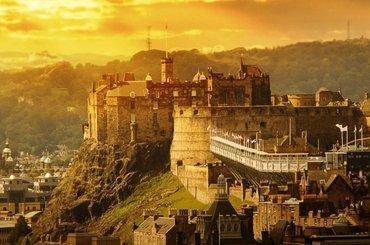 Лондон-Эдинбург 5 экскурсий, 82
