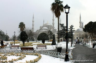 Новогодняя сказка в Стамбуле (без авиа), 85