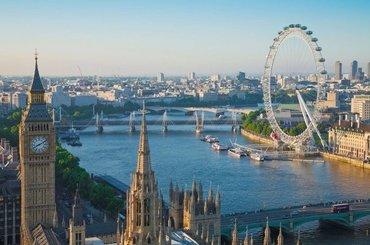 Лондон-Эдинбург 5 экскурсий, 85