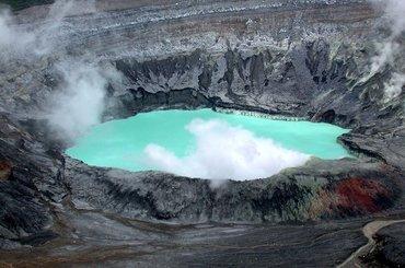 Вулканы и парки, 85