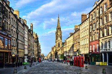 Лондон-Эдинбург 2 экскурсии, 88