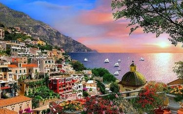 Италия, 8