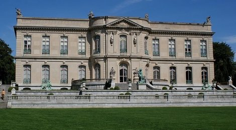 Дворцы Ньюпорта- 165 USD, 87