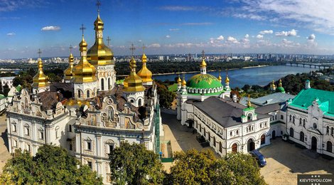 Kyiv-Pechersk Lavra Walking Tour from €25, 112