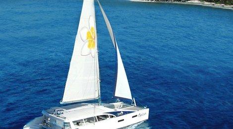 Робинзон Крузо - приключенческий круиз на яхте OPLEZIR, 112