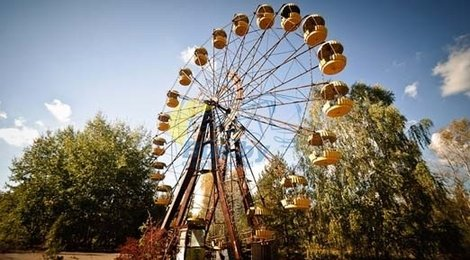 Private Chernobyl and Pripyat One-Day Tour from Kiev from €135, 112