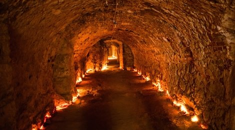 Lviv Underground Labyrinths Tour from €15, 87