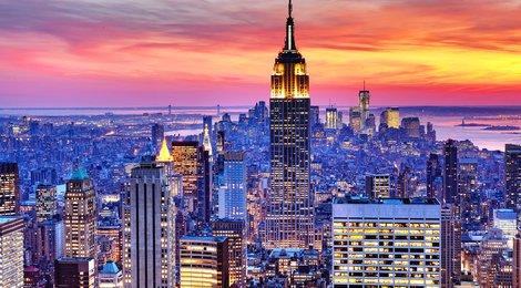 Нью-Йорк: вечерний- 130 USD, 112