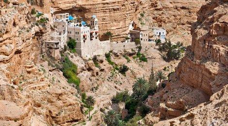 Иерихон. Вади-Кельт. Монастыри Иудейской пустыни. Каср аль-Яхуд- 65 USD, 112