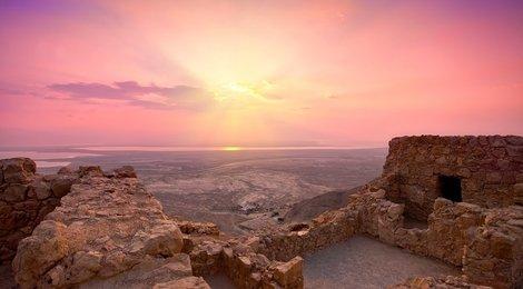 Крепость Масада и Мёртвое море- 35 USD, 86