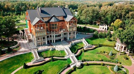 Mezhyhirya Residence Tour from €45, 86